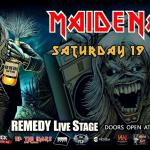 Maidenance @ Remedy
