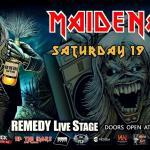 Maidenance @ Remedy
