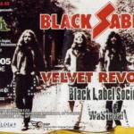 BLACK SABBATH LIVE IN GREECE 25/06/2005