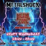 METALSHOCK RADIO SHOW 9/1/2019 PLAYLIST