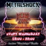 METALSHOCK RADIO SHOW 10/7/2019 PLAYLIST