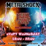 METALSHOCK RADIO SHOW 9/5/2018 PLAYLIST