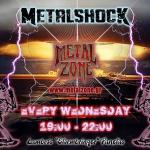 METALSHOCK RADIO SHOW 9/10/2019 PLAYLIST