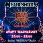 METALSHOCK RADIO SHOW 6/9/2017 PLAYLIST