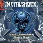 METALSHOCK RADIO SHOW 3/5/2017 PLAYLIST