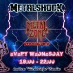 METALSHOCK RADIO SHOW 5/9/2018 PLAYLIST