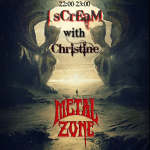 I SCREAM ΝΕΑ ΕΚΠΟΜΠΗ ΣΤΟ METALZONE INTERNET RADIO