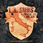 "OI L.A. GUNS ΘΑ ΚΥΚΛΟΦΟΡΗΣΟΥΝ ΝΕΟ LIVE ΑΛΜΠΟΥΜ ""MADE IN MILAN"""
