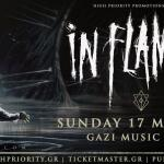 In Flames - Athens - 17.05.2020