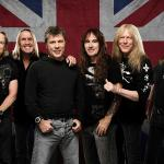ΤΗΕ IRON MAIDEN IS BACK!