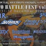 INTO BATTLE FEST VOL. 4