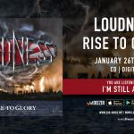 LOUDNESS: NEO ΤΡΑΓΟΥΔΙ ΑΠΟ ΤΟ RISE TO GLORY