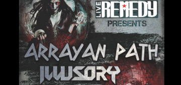 ILLUSORY & ARRΑYAN PATH ON METALZONE RADIO