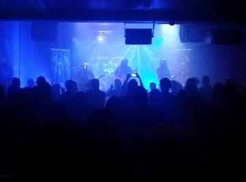 ACID DEATH Alive & Still Kicking, 30years Anniversary Greek Tour, Date 4th, Athenian Headline Show