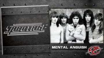 SABOTAGE - Mental Anguish + Lyrics