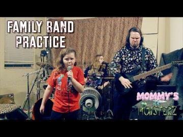 Family Band Practice