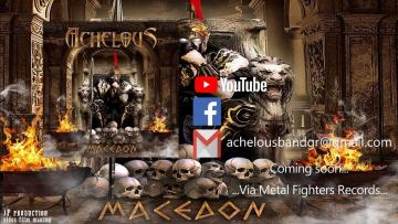 Achelous - Macedon (Official Lyric Video)