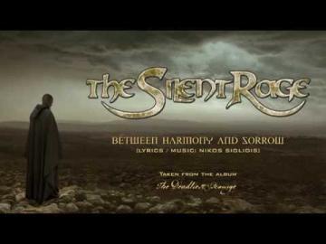 The Silent Rage - Between Harmony And Sorrow (Lyric Video)