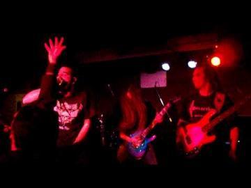 Motorhead - Orgasmatron (cover) @Metalzone party 12-2-2010