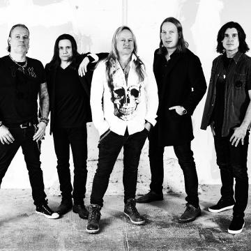 PINK CREAM 69 - INK DEAL WITH STEAMHAMMER/SPV RECORDS
