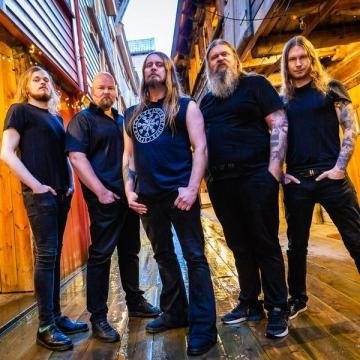 """ENSLAVED - ANNOUNCE NEW 4-TRACK EP """"CARAVANS TO THE OUTER WORLDS"""" OUT OCTOBER 1ST, RELEASE TITLE TRACK & VIDEO!"""