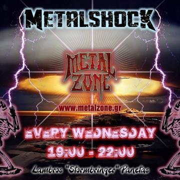 METALSHOCK RADIO SHOW 23/12/2020 PLAYLIST