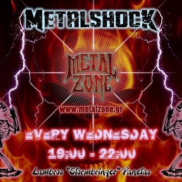 METALSHOCK RADIO SHOW 15/9/2021 PLAYLIST