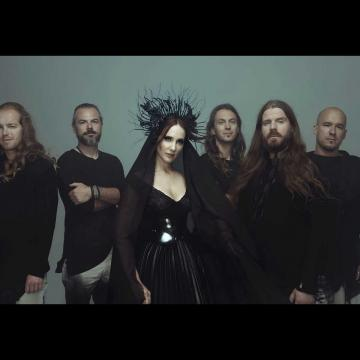 """EPICA - START PRE-ORDERS FOR """"ΩMEGA ALIVE"""" + UNVEIL VIDEO OF FIRST SINGLE 'UNCHAIN UTOPIA'!"""