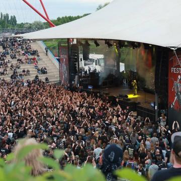 ROCK HARD FESTIVAL AS ROCK HARD ONE DAY ON SEPTEMBER 18TH IN GELSENKIRCHEN