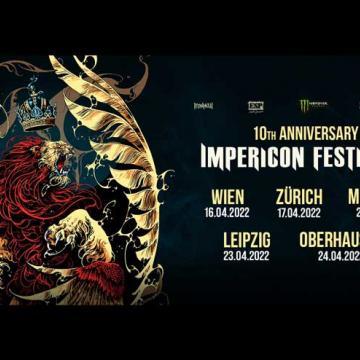 IMPERICON FESTIVALS 2022 - THE NEW DATES
