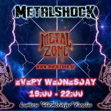 METALSHOCK RADIO SHOW 29/4/2020 PLAYLIST