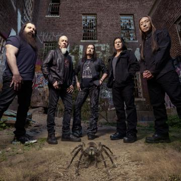 DREAM THEATER RELEASES NEW SINGLE 'THE ALIEN'