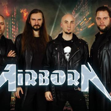"""AIRBORN DEBUT """"WOLF CHILD"""" VIDEO FROM UPCOMING LIVE ANIMALS RELEASE"""