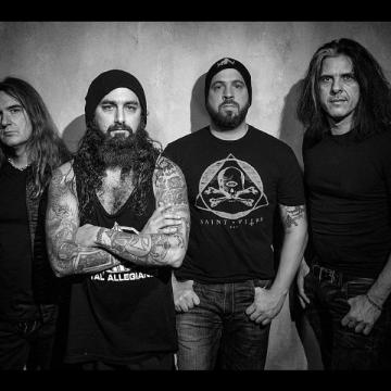METAL ALLEGIANCE - FAN-FILMED VIDEO FROM FROM NEW YORK SHOW AND BEHIND-THE-SCENES FOOTAGE STREAMING