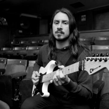 """AS I LAY DYING'S PHIL SGROSSO PREMIERES DEBUT EP """"TENSION RISING/LIGHT OF DAY"""""""