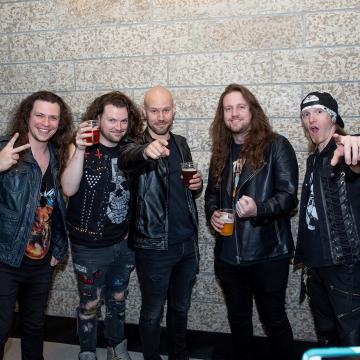 """STRIKER STREAMING NEW SINGLE """"DEATHWISH""""; EURO TOUR WITH UNLEASH THE ARCHERS CANCELED"""