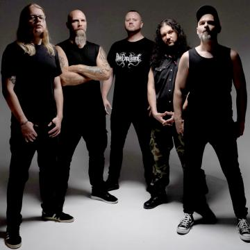 """BLOOD RED THRONE PREMIERE NEW TRACK """"CONQUERED MALEVOLENCE"""""""