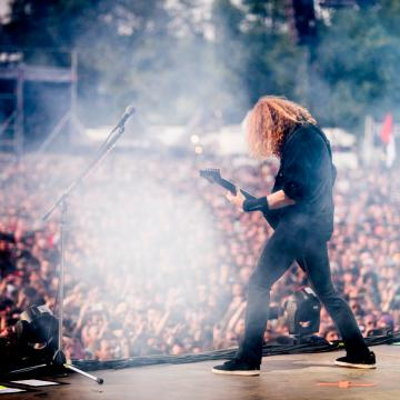 MEGADETH: BEHIND-THE-SCENES VIDEO FROM 'THE METAL TOUR OF THE YEAR'