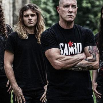 """ANNIHILATOR RELEASE """"IN THE BLOOD"""" (TRIPLE THREAT UN-PLUGGED: THE WATERSOUND STUDIOS SESSIONS); VIDEO"""