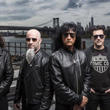 ANTHRAX - EXTEND THEIR 40TH ANNIVERSARY CELEBRATION WITH 28-DATE EUROPEAN HEADLINE TOUR SET FOR FALL 2022!