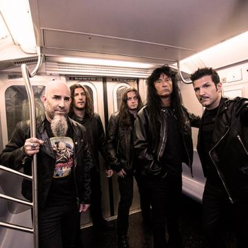 """ANTHRAX SHARES """"THE DEVIL YOU KNOW"""" FROM 40TH ANNIVERSARY LIVESTREAM"""
