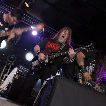 AUTOPSY - INTRODUCE NEW BASS PLAYER