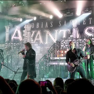 """TOBIAS SAMMET PROVIDES AVANTASIA UPDATE – """"LISTENING TO AN AMAZING PERFORMANCE OF A GUEST SINGER…"""""""
