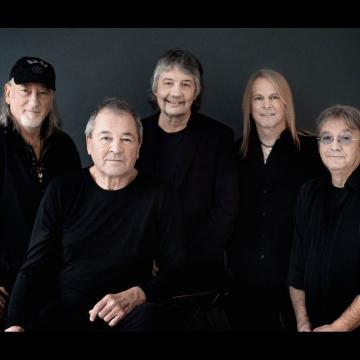 DEEP PURPLE TO RELEASE COVERS ALBUM 'TURNING TO CRIME' IN NOVEMBER