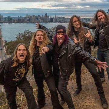 EXODUS RELEASES LYRIC VIDEO FOR NEW SONG 'THE YEARS OF DEATH AND DYING'