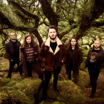 """GREEN LUNG SHARES NEW LYRIC VIDEO """"UPON THE ALTAR"""""""