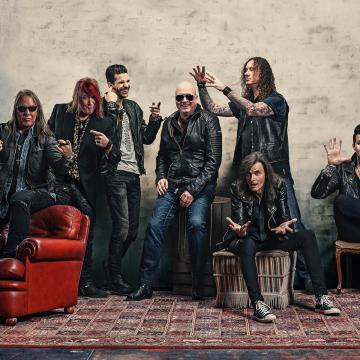 """HELLOWEEN SHARE OFFICIAL LYRIC VIDEO FOR NEW SINGLE """"RISE WITHOUT CHAINS"""""""