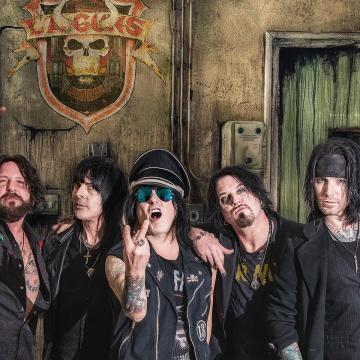 L.A. GUNS RELEASE MUSIC VIDEO FOR NEW SINGLE 'CANNONBALL'