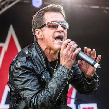 METAL CHURCH VOCALIST MIKE HOWE DEAD AT 55