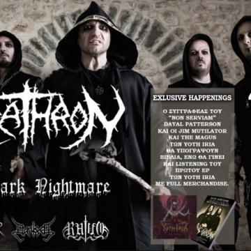 Varathron LIVE at Volos Metal City